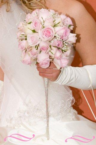 Свадебный букет X_02eb3a6e
